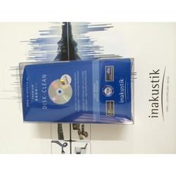 Bộ lau rửa đĩa CD DVD Blu-Ray