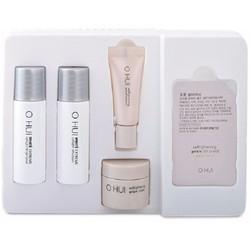 Chính Hãng - Set dưỡng trắng da và chống lão hóa OHUI mini 5 món