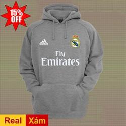 Áo khoác CLB Real Madrid