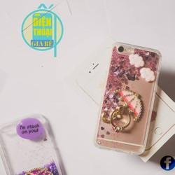 Ốp lưng kim tuyến cực đẹp  cho iphone 5-5s ip6-6s