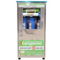 Máy lọc nước kangaroo 9 lõi lọc KG109 tủ inox
