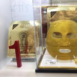 Mặt nạ ốc sên vàng gold snail pro gel mask