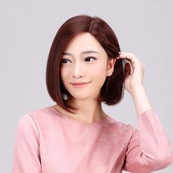Tóc giả làm bằng tóc thật cao cấp Z469
