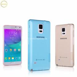 Ốp lưng Silicon Galaxy Note 4 hiệu Nillkin