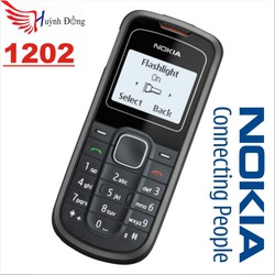 Nokia 1202 Zin Pin và Sạc Tốt