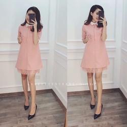 Đầm xuông cực xinh