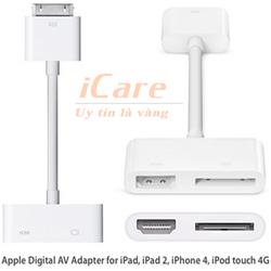 Cáp HDMI cho iPad 2-3 iPhone 4-4S Chính hãng Apple