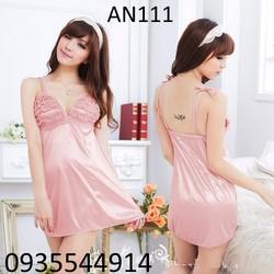 Váy ngủ cao cấp AN111