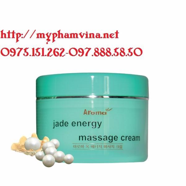 Kem massage ngọc bích AROMA 2