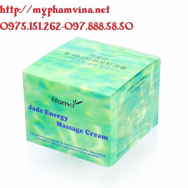 Kem massage ngọc bích AROMA 3