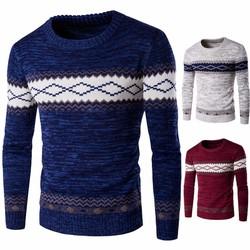 Áo len nam phối màu sành điệu IT381