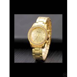 Đồng hồ NỮ    Geneva đính đá siêu đẹp