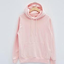 Chuyên sỉ và lẻ_hoodie hồng ngọt ngào