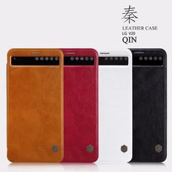Bao da LG V20 Nillkin QIN chính hãng
