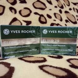 Combo Kem dưỡng da ELIXIR 7.9 Yves Rocher Ngày và đêm + Quá tặng