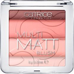 Phấn Má Hồng Rouge Multi Matt Blush- 010 Love, Rosie Catrice của Đức