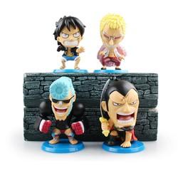 Bộ Mô Hình One Piece MS 4
