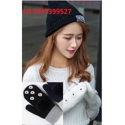 Găng tay len bao tay len Hàn Quốc mới R160BT11