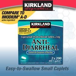 Viên hỗ trợ điều trị bệnh tiêu chảy Anti Diarheal của Mỹ