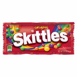 Kẹo Skittles đủ các vị