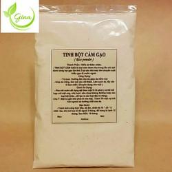 Combo 5 loại bột trà xanh , yến mạch, tinh cám, khoai tây, đậu đỏ.