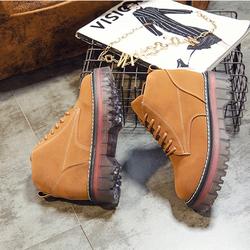 Giày Boots Cá Tính - BM353