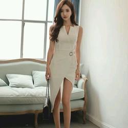 Đầm body thiết kế kèm hình thật