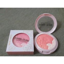 Phấn má hồng SIVANNA COLORS Glow Fleur Cheeks