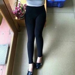 quần legging túi sau