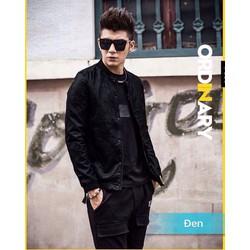 áo khoác dù nam đơn giản phong cách dmk40
