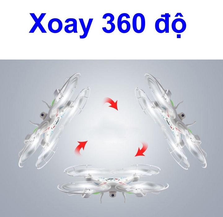 Máy bay điều khiển từ xa UFO X5C 2