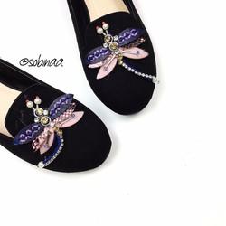 giày búp bê chuồn chuồn