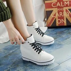 Giày nữ nâng đế phong cách thời trang Hàn Quốc - SG0362