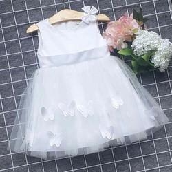 Đầm tết cho bé gái rất xinh