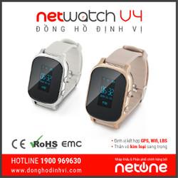 Đồng hồ định vị NetWatch V4