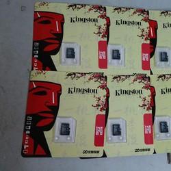 Thẻ nhớ Kingston 64GB - Class 10 - Sd64gb