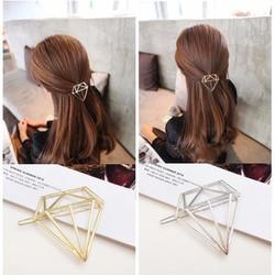 Kẹp tóc kim cương