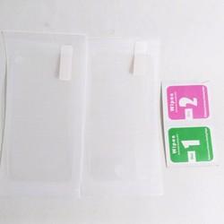 Miếng dán cường lực IPhone 4 - 4s 2 mặt Screen Protector