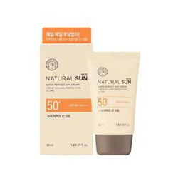 Kem chống nắng - Natural Sun Super Perfect Sun Cream SPF50