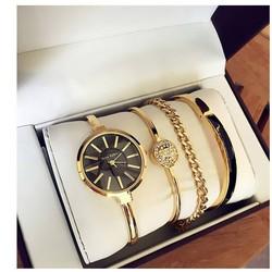 Bộ trang sức đồng hồ Anne Klein