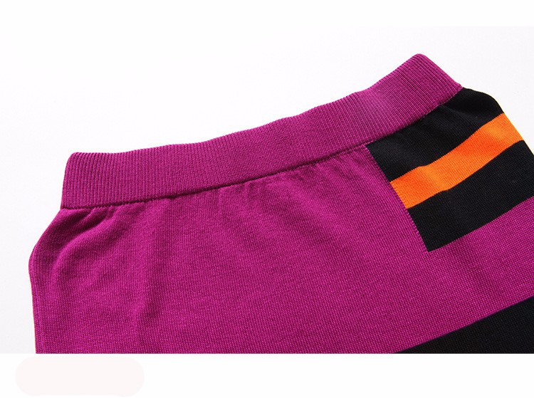 Đầm ôm len dệt kim DV435 12