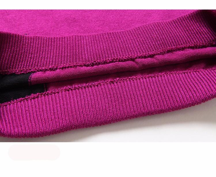 Đầm ôm len dệt kim DV435 13
