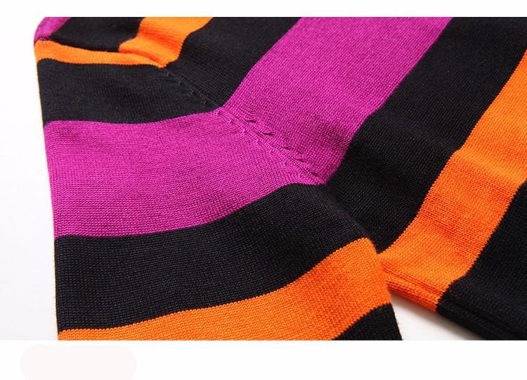 Đầm ôm len dệt kim DV435 11