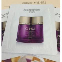 Kem dưỡng trị nhăn Ohui Age Recovery Cream