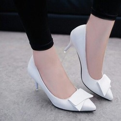 Giày Cao gót hàng nhập da thật cực đẹp bảo hành 1 năm