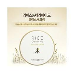 Kem dưỡng làm sáng da - Rice Ceramide Moisture Cream Thefaceshop