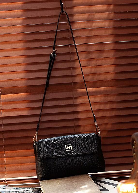Túi đeo chéo nữ cao cấp logo N - LN779 6