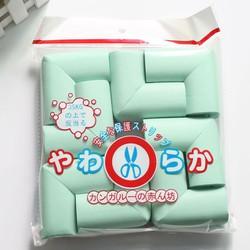 Bộ 08 bịt góc bàn Nhật an toàn cho bé
