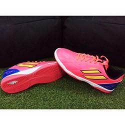 Giày đá bóng Pan Thái Lan Step 3 IC - Hồng