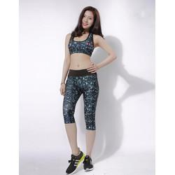 Bộ Đồ Tập Gym,Yoga,Aerobic